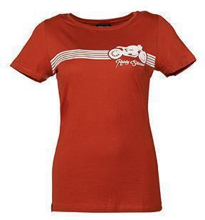 Rusty Stitches T-Shirt Lady Stripe